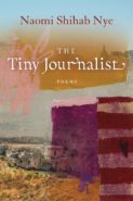 """cover image of """"The TIny Journalist"""" by Naomi Shihab Nye"""